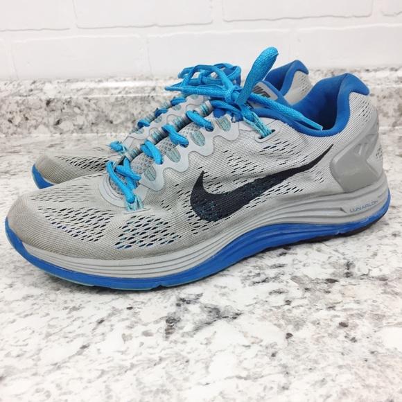 code promo d93aa 5e7fe Women's Nike Lunarglide 5 Athletic Shoes Size 7.5